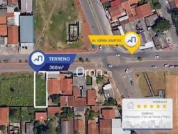 Terreno à venda, 360 m² por R$ 220.000,00 - Residencial Itaipu - Goiânia/GO