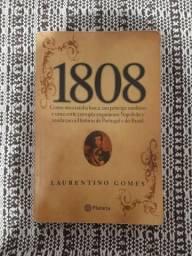 """Livro """"1808"""""""