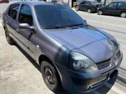 CLIO Sedan 2005 1.6 Zerado