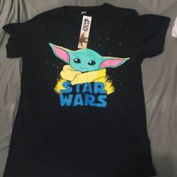 Camisetas Baby Yoda Star Wars