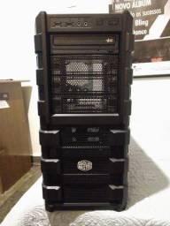 Usado, Gabinete Cooler Master HAF 912 Mid Tower Completo comprar usado  Saltinho