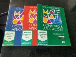 Livros de matemática!