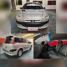 Peugeot 1.6 Sw Completo Oportunidade