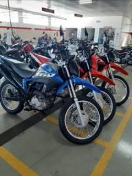 Moto Honda Bros 160 Financiada! Entrada: 1.600 Para Assalariado e Autônomo!