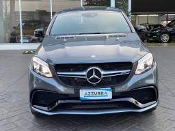 Mercedes-benz gle 63 amg 5.5 v8 turbo gasolina coupé 4matic 7g-tronic 2017