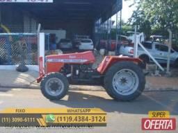 Trator Massey Ferguson 250 X 4x4 ano 95