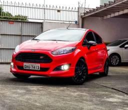 New Fiesta Sport 2016