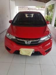 Honda Fit 2015 LX Automático CVT Extra Melhor do RN