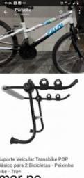 Suporte para bicicletas porta malas ,para reboque e para steep