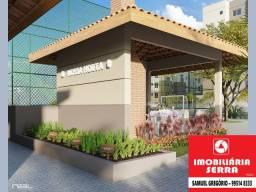 SAM [E427] Vista Jardim - 44m² - 2 quartos - Condições especiais