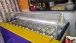 Expositor de sorvete R$. 6990,00 ISA