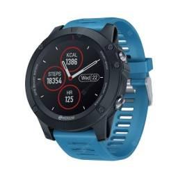Smartwatch Zeblaze Vibe 3 Gps - Prova D'água - Azul