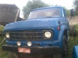 Vendo ou troco caminhão D60
