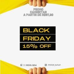 Black Friday de camisetas Grife