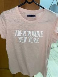 Blusas importadas Abercrombie feminina