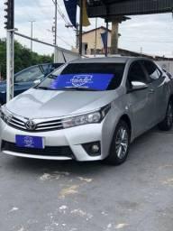 Corolla xei 2.0 flex 2014/2015 automático