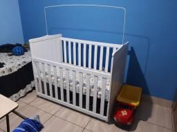 Berço americano +  carrinho de bebê da galzerane