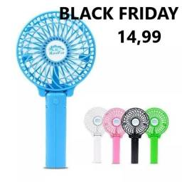 Mini ventilador so hoje (black friday)