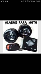 Alarme para moto .