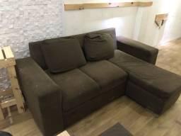 Rack painel sofá