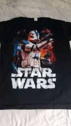 camisa de STAR WARS  G