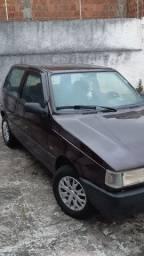 Fiat uno 2002 fire