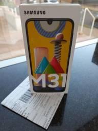 Samsung M31 Novo 128GB Preto