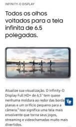 Samsung s20 FE azul