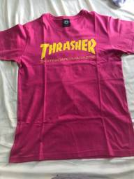 blusa thrasher rosa