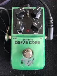 Pedal de Overdrive NUX Drive Core