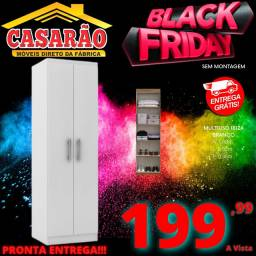 Multiuso sapateira 199,99 Black Friday Casarão