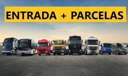 Compre seu caminhão de forma parcelada!