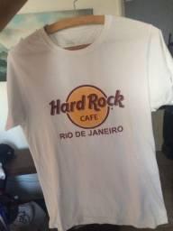 Camiseta da Hard Rock