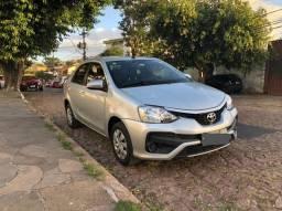 Toyota Etios XS 2018 Sedan