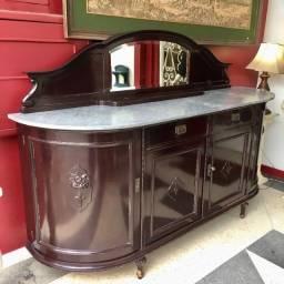 Buffet Art Decó Original década 1920-1930 - Antiguidade