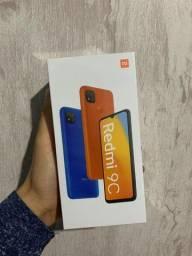 Celular Xiaomi Redmi 9C - Novo Lacrado