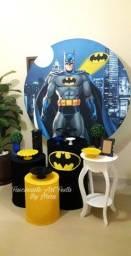 Título do anúncio: Decoração de festa BATMAN
