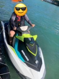 Jet ski Seadoo GTI 2018 75 horas