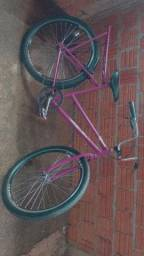Título do anúncio: Bicicleta poti grande troco em um celular valor $350 reais
