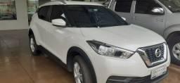 Nissan Kicks 2018 S 1.6 Aut. Branco Perola