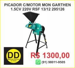 Picador Garthen Forrageiro Gp1500abi 1,5cv 220V