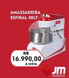 Título do anúncio: Masseira espiral GPANIZ ae-40 - JM equipamentos