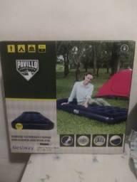Título do anúncio: Colchão inflável Pavillo.