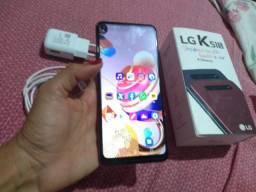 Lg k51 na Caixa