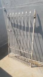 Título do anúncio: Portão de ferro usado