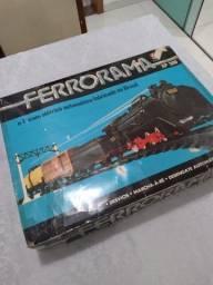 Título do anúncio: Ferrorama Estrela XP 300 - Ano 1980