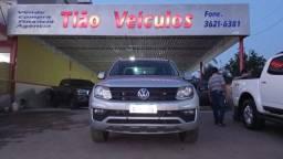 Título do anúncio: VW VOLKSWAGEN AMAROK ANO E MOD 2017 180 CV MANUAL ( LOJA TIÁO VEÍCULOS CARPINA PE)