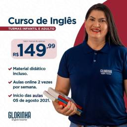 Título do anúncio: Inglês