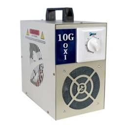 Ozônio Gerador 10.000mg Placa Cerâmica Ventilação Cooler