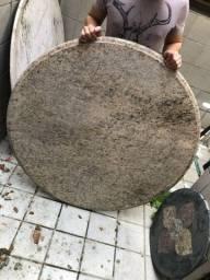 Tampo de granito para mesa